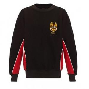 Dame Alice Owens Girls PE Sweatshirt